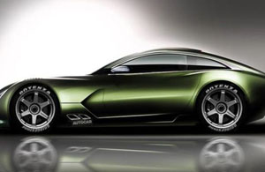 Iconic sports car brand TVR identifies site for its South Wales factory