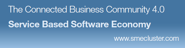 2015 - SMECLUSTER EVENT - The Connected Business Community 4.0 - Service Based Software Economy